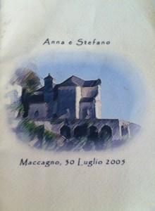 30.07.2005_Matrimonio Anna e Stefano
